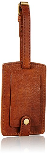 Rawlings Rugged Luggage Tag, Cognac