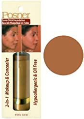 Posner Cover Stick Foundation Medium/Deep 0.35 oz