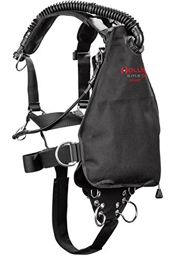 Hollis Side Mount SMS50 Sport Harness