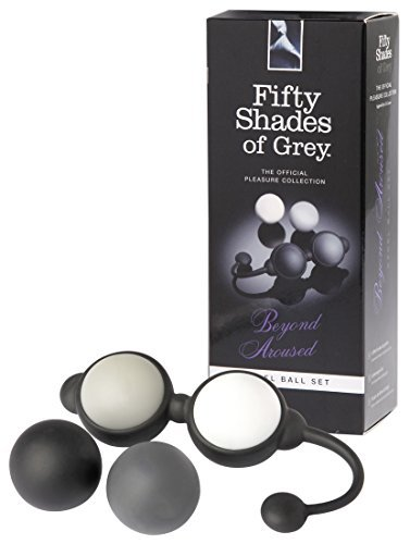 Fifty Shades of Grey Beyond Aroused Kegel Balls Set by Fifty Shades of Grey