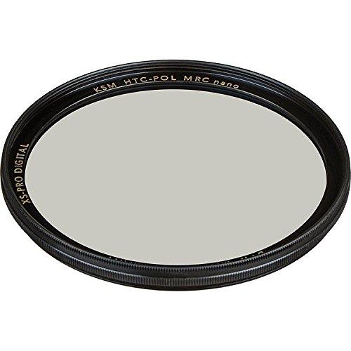 B+W 82mm XS-Pro HTC Kaesemann Circular Polarizer with Multi-Resistant Nano Coating by Schneider Optics