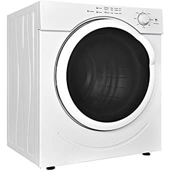 costway electric tumble dryer clothes laundry. Black Bedroom Furniture Sets. Home Design Ideas