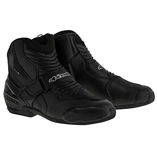Alpinestars SMX-1R Mens Motorcycle Boots - Black - 43