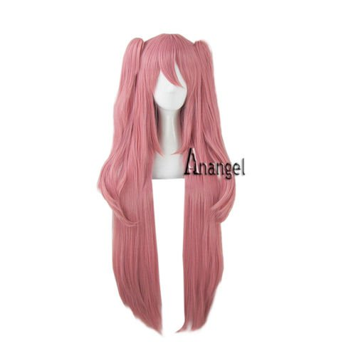 Best And Worst Cosplay Costumes (NPLE--Free Hair Cap + Seraph of the End Krul Tepes Cosplay Wig Costume Party Wigs)