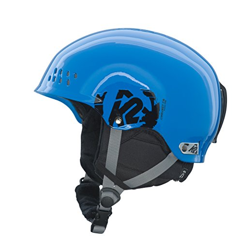K2 Phase Pro Ski Helmet, Blue, (K2 Ski Equipment)