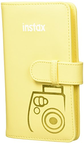 Fujifilm INSTAX WALLET ALBUM YELLOW