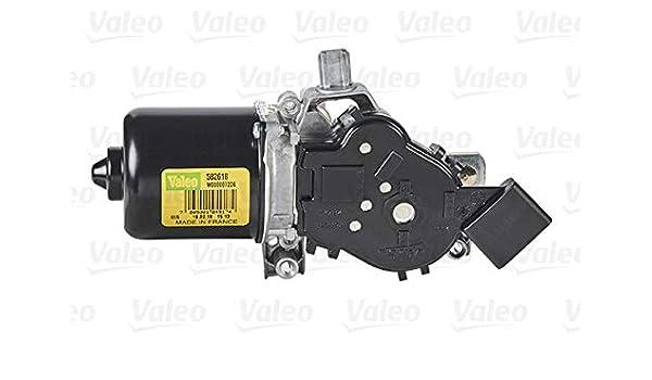 Valeo 582618 Borrador del Motor Motor de limpiaparabrisas (V, parte ...