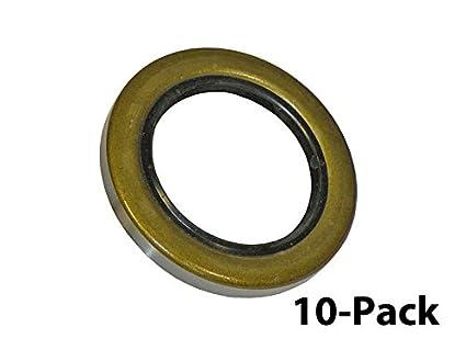 Amazon com: Rigid Hitch Grease Seal - 10-Pack (SL-225-10