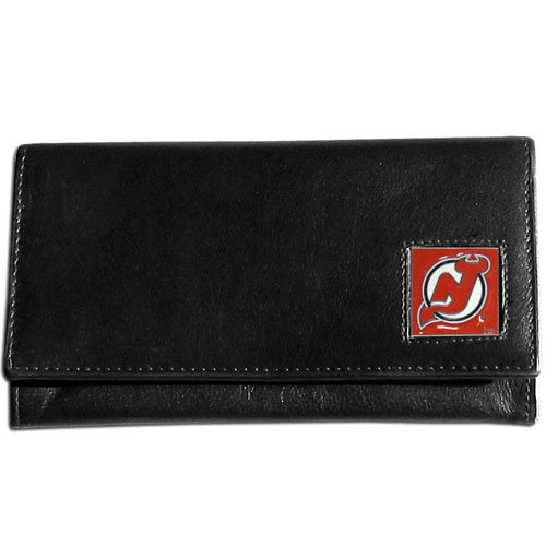 NHL New Jersey Devils Women's Leather (New Jersey Devils Leather)