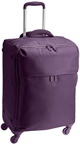 lipault-original-plume-25-spinner-suitcase-purple
