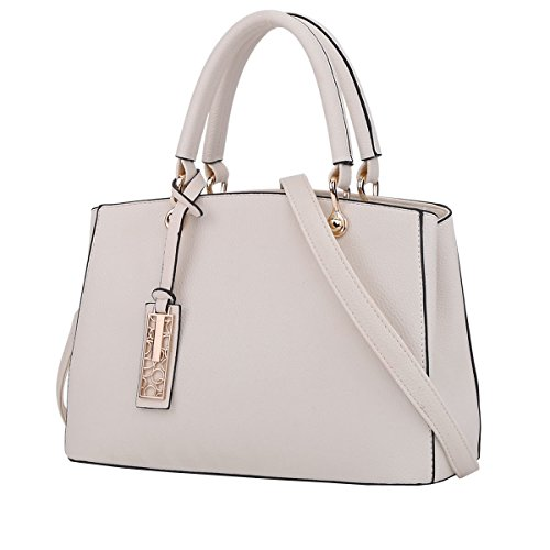 Bag Tote Size Dissa Donne One Weiss zqAq6x4Ew