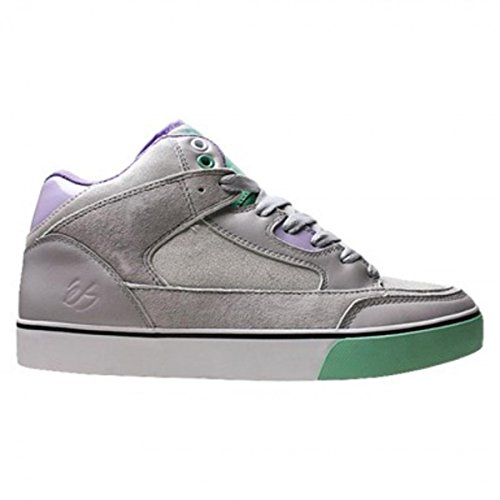 ES Footwear Skateboard Schuhe Ogi Erving Grey/White/Green