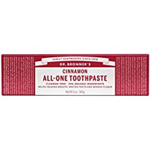 Dr. Bronner's All-One Toothpaste - Cinnamon, 5oz.