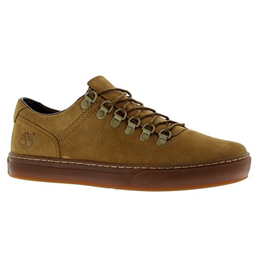 Alpine 2 Shoe (Timberland Mens Adventure 2.0 Cupsole Alpine Tan Nubuck Shoes 9.5 US)