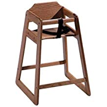 Old Dominion S-1 Natural Finish High Chair