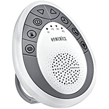HoMedics, SoundSpa Mini Portable Sound Machine, SS-1200
