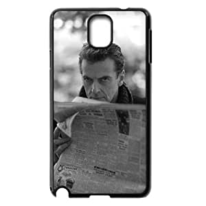 E-Isam Customized Print Peter Capaldi Doctor Who Hard Skin Case Compatible With Samsung Galaxy Note 3 N9000 Protective Cover Shell