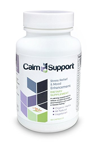 Calmsupport  Same Formula  New Label For Calm Support Supplement