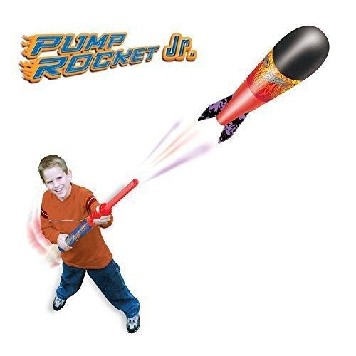 Geospace 12910 Pump Rocket Jr. in Pop Floor Dspy