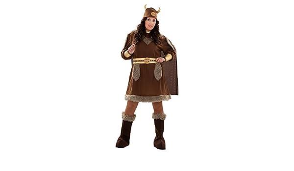 Boys Toys Disfraz de Vikinga (Talla S): Amazon.es: Juguetes y juegos