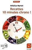 Recettes 10 minutes chrono !