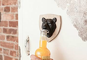 Kikkerland Magnetic Bear Bottle Opener