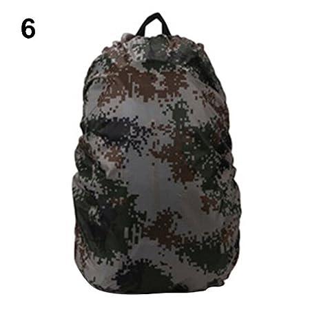 Geshiglobal /étanche imperm/éable Sac /à Dos Sac /à Dos Pluie poussi/ère Housse Sac pour Le Camping randonn/ée