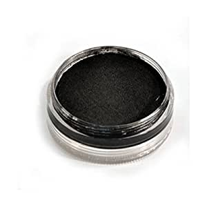 Wolfe F/X Essential Colors Face Paint - Black (45 gm)
