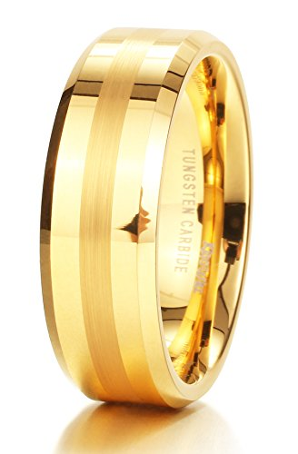 King Will Brushed Tungsten Polished product image