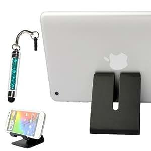 No1accessory ukmobileaccessories soporte de escritorio de acero base de carga para ASUS Fonepad con lápiz capacitivo