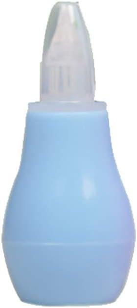 Aspirador nasal para bebés Limpiador nasal de silicona Segura Snot ...