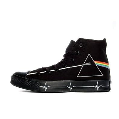 Converse All Star AS Hi Pink Floyd Dark Side (schwarz ...