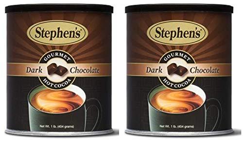 Cocoa, Dark Chocolate, 16 OZ (Pack - 2) ()