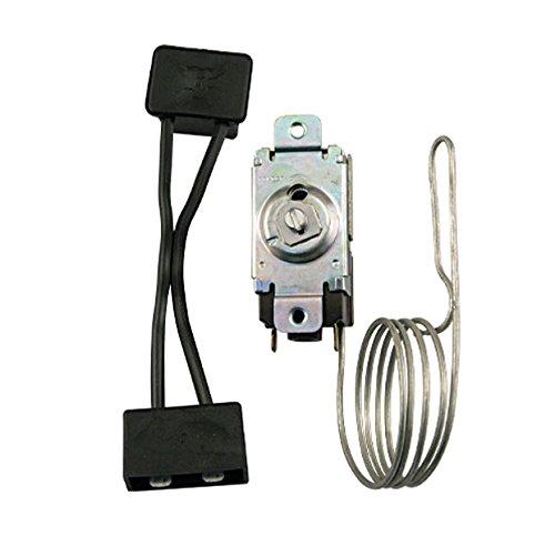 Dixie Narco E-model soda machine thermostat - #80280058011