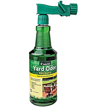 Amazon Com Naturvet Yard Odor Eliminator Concentrate