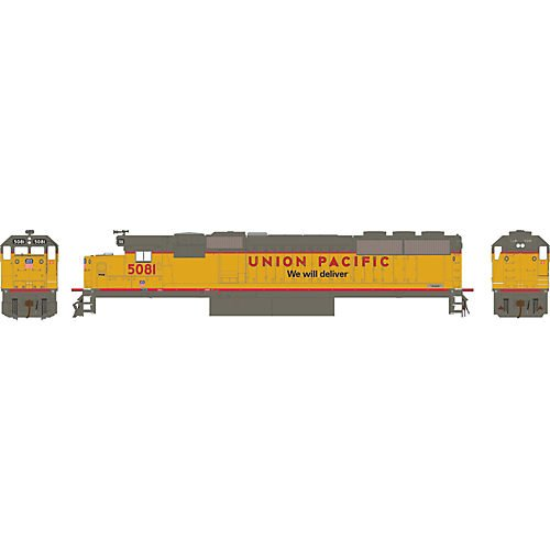 Athearn - HO RTR SD50, UP/We Will Deliver #5081