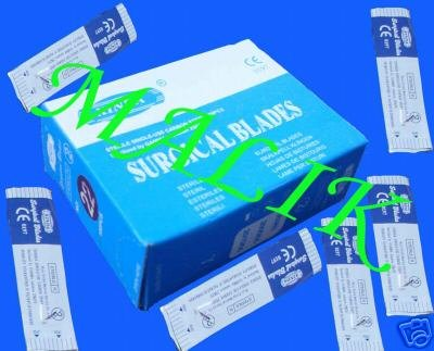 surgical blades 22 - 9
