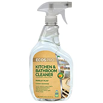 Amazon.com: ECOS PRO All-Purpose Kitchen-Bathroom Cleaner, Parsley on industrial cleaning chemicals, industrial oven cleaning, living room cleaning, industrial bleach, industrial steam cleaning, industrial ceiling cleaning, industrial cleaners, industrial food cleaning, industrial power washing, industrial cleaning supplies, industrial cleaning equipment, industrial cleaning products, industrial wall cleaning, industrial restaurants, industrial drapery cleaning, industrial cooking, industrial janitorial supplies, industrial floor cleaning, industrial warehouse cleaning, industrial office cleaning,