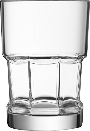 Without Marking Of Filling Luminarc Arcoroc Tribeka FB35/Longdrink Glasses 350/ml Set of 6 Stackable