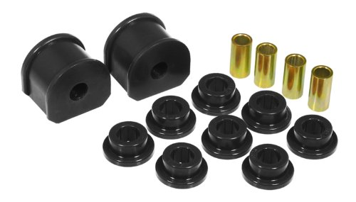 Prothane 6-1114-BL Black 16 mm Rear Sway Bar Bushing Kit