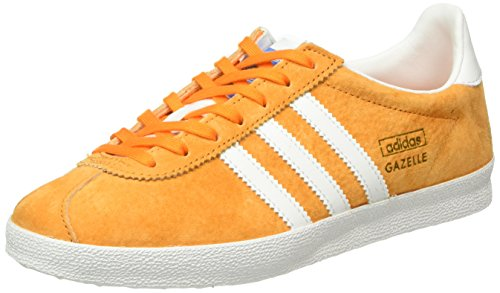Adidas Originals Gazelle OG Trainers Sneakers Shoes (US 6, BORANG/FTWWHT/BORANG S74848) (Adidas Gazelle Skate Shoes)