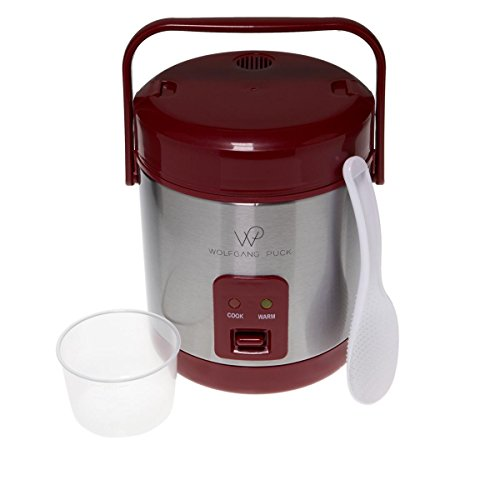 Wolfgang Puck Rice Cooker ~ Wolfgang puck stainless steel cup rice cooker with