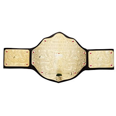 WWE World Heavyweight Championship Belt]()