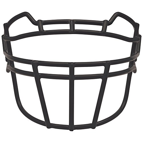 Schutt Sports Youth VROPO DW TRAD YF Carbon Steel Vengeance Football Faceguard, (Adult Ropo Face Mask)