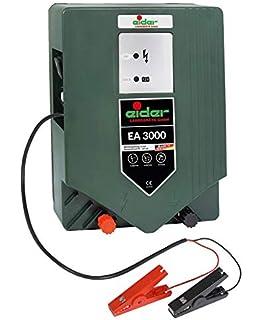 30W Solaranlage für 12V Weidezaungerät Solarmodul Box Elektrozaun Weidezaun