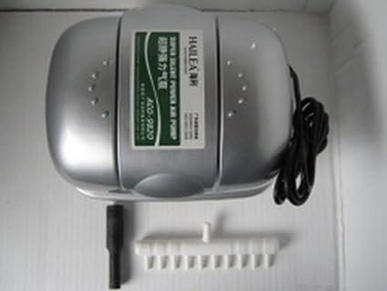 Aquarline Hailea ACO - Bomba de aire ajustable