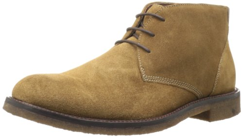 Johnston & Murphy Men's Copeland Chukka Boot,Camel Suede,11.5 M US