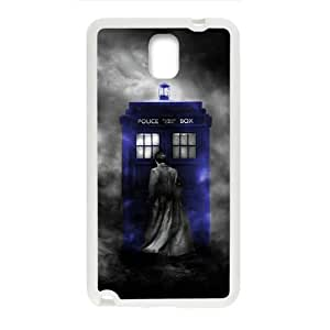 HDSAO Doctor Who magical blue box Cell Phone Case for Samsung Galaxy Note3