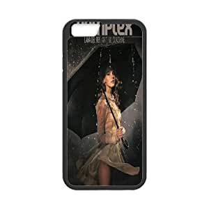 James-Bagg Phone case Singer Lana Del Rey Protective Case For Apple Iphone 6,4.7