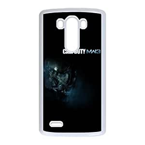 LG G3 Cell Phone Case White Call Of Duty MW3 SU4318662